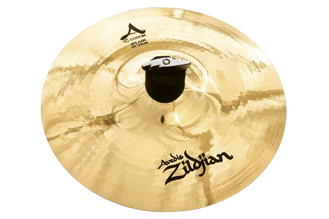 "Zildjian A Custom 10"" Splash crash Cymbal"