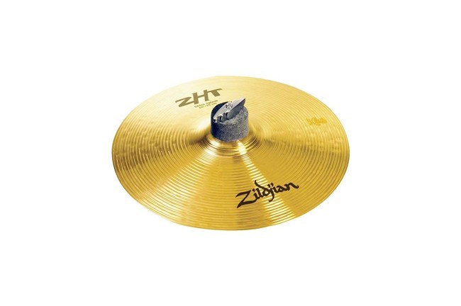 "The 10"" ZHT China Splash from Zildjian has an Asian sound that sets it apart from other splashes."