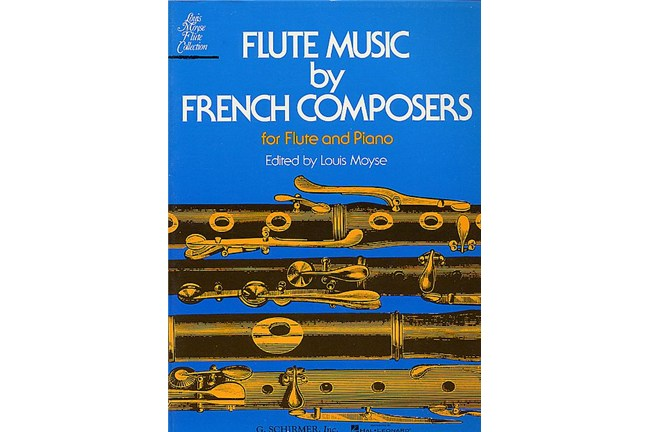 Flute Music By French Composers - for Flute & Piano