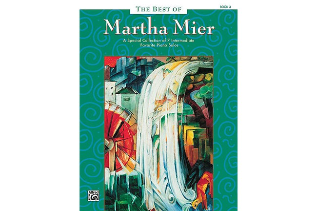 The Best of Martha Mier - Book 3