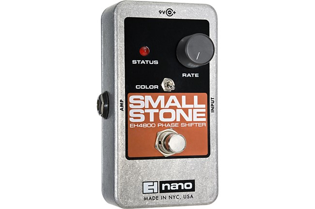 Electro-Harmonix Small Stone Phase Shifter Pedal Heid Music