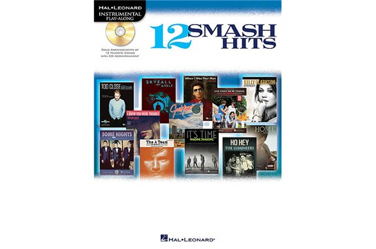 12 Smash Hits Playalong Heid Music
