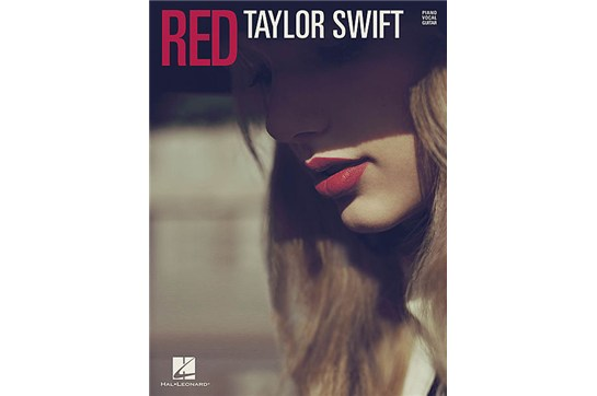 Taylor Swift Red PVG Book heidmusic
