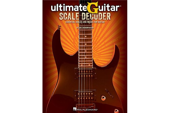 Ultimate-Guitar Scale Decoder Book heidmusic