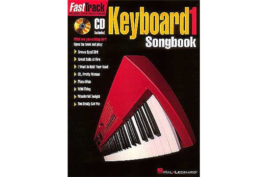 FastTrack keyboard songbook 1 heidmusic