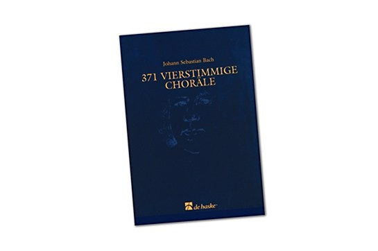 Vierstimmige Chorale 371 Four Part Chorales in C, treble clef at Heid Music