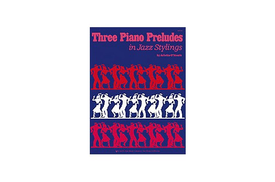 Three Piano Preludes in Jazz Stylings