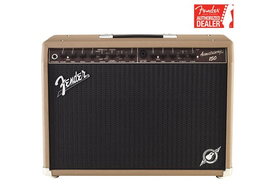 Fender Acoustasonic 150 Acoustic Guitar Combo Amplifier Heid Music