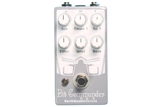 EarthQuaker Devices Bit Commander Heid Music