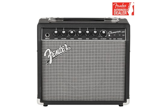 Fender Champion 20 Guitar Amplifier Heid Music