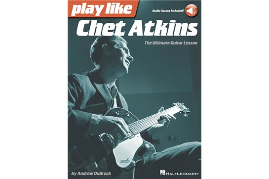 Play Guitar like Chet Atkins music book