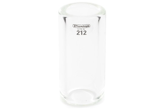 Dunlop 212 Pyrex Glass Slide Heid Music