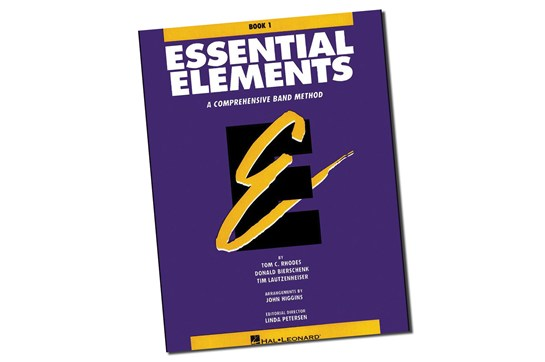 Essential Elements F Horn Lesson Book 1