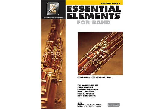 Essential Elements Bassoon Lesson Book 1