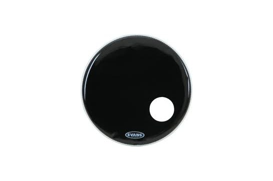 evans eq3 resonant bass drum head 22 heid music. Black Bedroom Furniture Sets. Home Design Ideas
