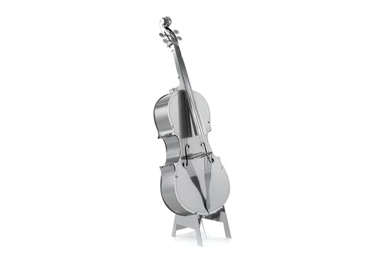 Fascinations Upright bass Model Kit Heid Music