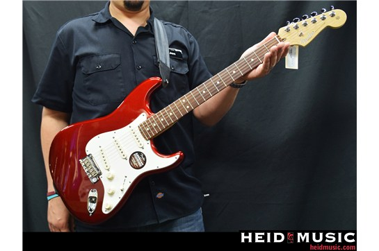 Fender American Standard Stratocaster (Mystic Red)