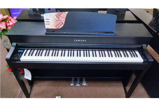 used yamaha clp 545 clavinova digital piano heid music. Black Bedroom Furniture Sets. Home Design Ideas