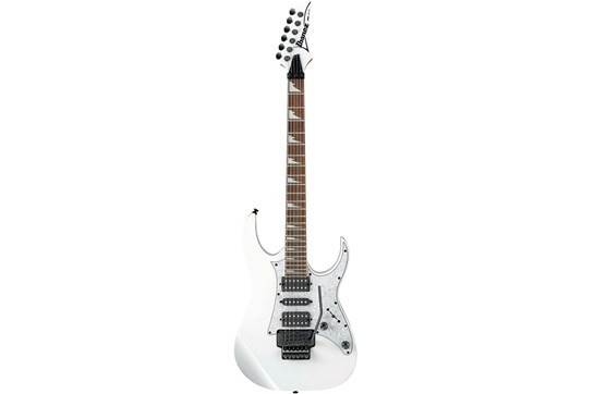Ibanez RG450DX White Electric Guitar Heid Music