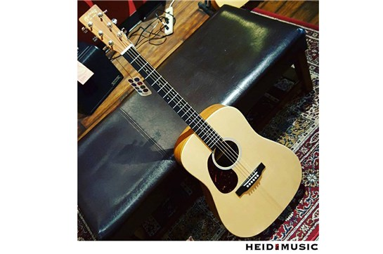 Martin Left handed DX1KAE guitar