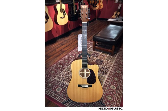 Martin DCPA4 Acoustic Guitar Heid Music