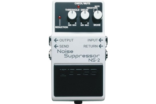 Boss NS-2 Noise Suppressor Guitar Effects Pedal