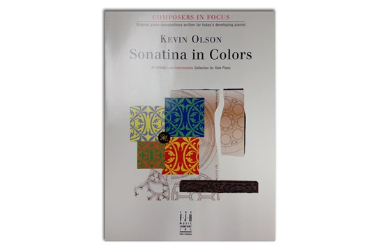 Olson sonatina in colors ff1156