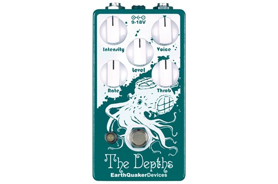 EarthQuaker Devices The Depths Heid Music