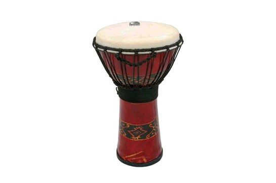 "Toca 7"" Synergy Freestyle Rope Tuned Djembe"