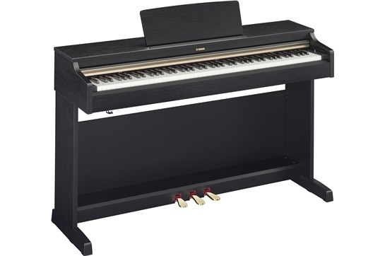 Yamaha arius ydp 162 digital piano heid music for Yamaha ydp 162 digital piano