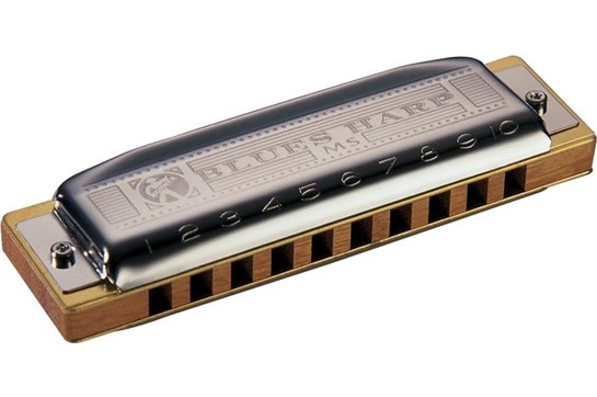 Hohner Blues Harp Harmonica in B