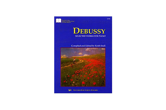 Debussy - Selected Works For Piano
