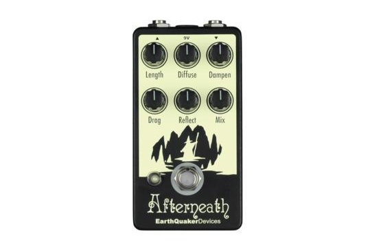 EarthQuaker Devices Afterneath Reverb Guitar