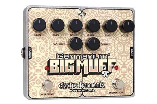 Geramium 4 Big Muff Distortion Pedal Heid mUsic
