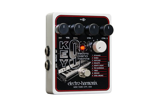 Electro-Harmonic Key9 Effects Pedal Heid Music