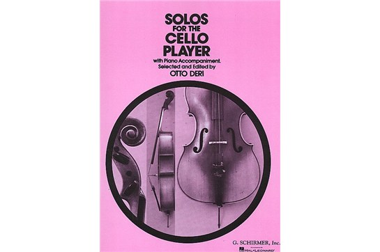 2311B10, Solos for the Cello Player, Der