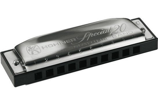 Hohner Special 20 Classic Harmonica in A