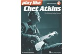 Play Like Chet Atkins Guitar Lesson Book