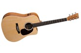 Martin DCPA5K Acoustic Guitar with Fishman Electronics (Sitka Spruce Top, Koa HPL Back and Sides)