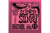 Ernie Ball 2223 Nickel Super Slinky Custom Gauge Electric Guitar