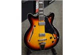 Fender Coronado Electric Bass (Sunburst)