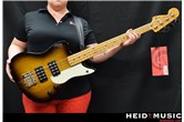Fender Pawn Shop Reverse Jaguar Bass (Sunburst)