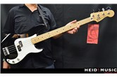 2014 Fender Standard Precision Bass (Black) | Floor Model