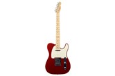 Used Fender American Deluxe Telecaster Maple (Candy Apple Red)