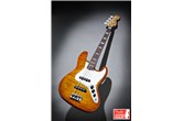 Fender American Select Jazz Bass (Amber Burst)
