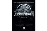 Jurassic World - Music From the Motion Soundtrack  - Piano Solo Sheet Music