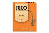 Rico Alto Saxophone Reeds Strength 3 (Box of 10)