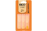 Rico Clarinet Reeds Strength 2.5 (3-Pack)