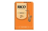 Rico Tenor Saxophone Reeds Strength 2.5 (Box of 10)