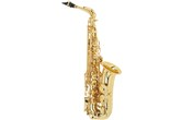 Selmer Paris Series II Model 52 Jubilee Alto Saxophone (Honey Gold)